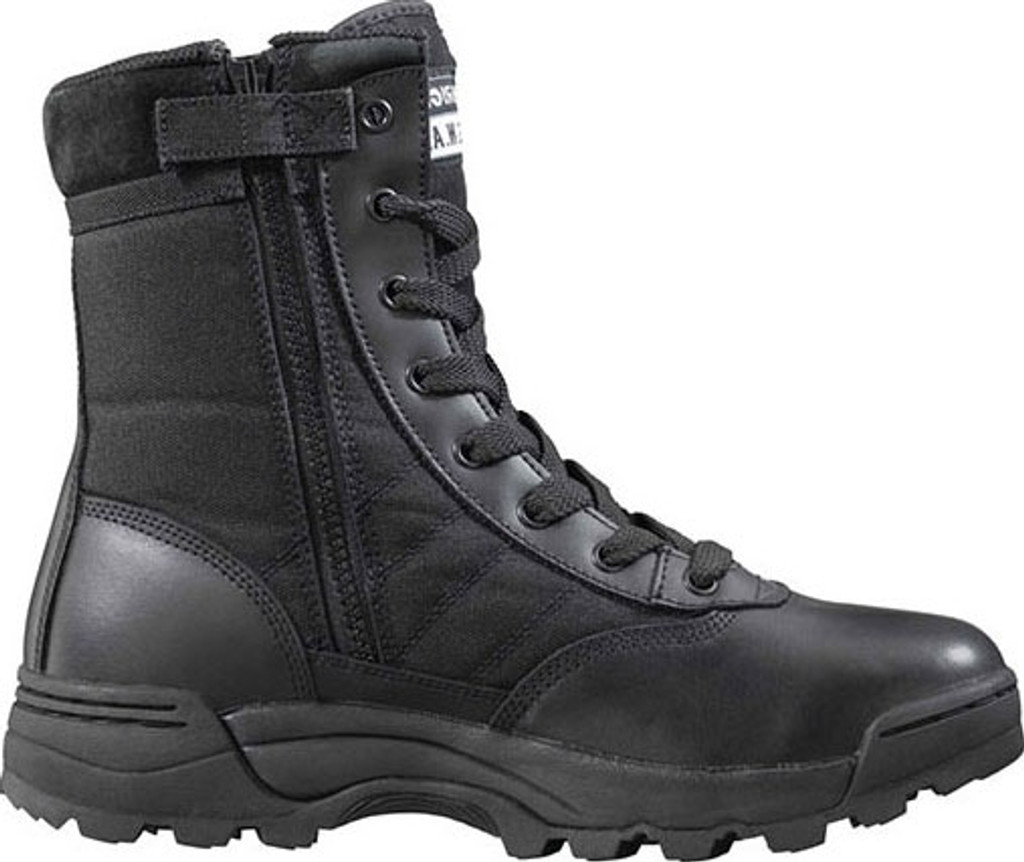 "Original SWAT Women's Classic 9"" Duty Boot(Side Zip)-FireStoreOnline"