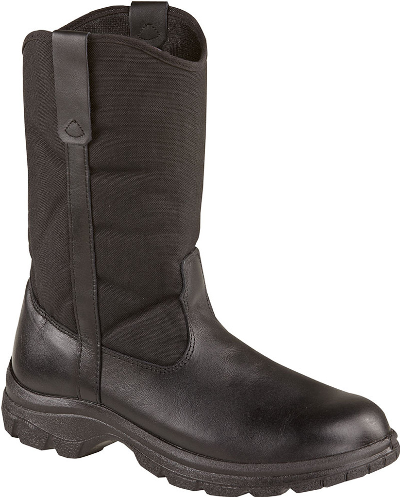 """Thorogood SoftStreets 10"""" Wellington Non-Safety Boots - Size 9 Reg [Discount 50%]"""