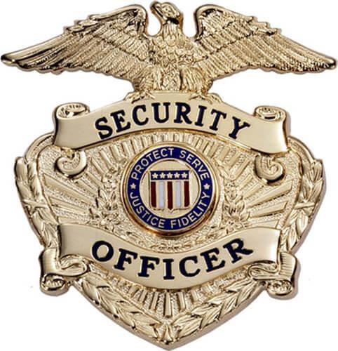 """Hookfast Badge QS-B7210 (2 3/4""""h x 2 3/4""""w)"""
