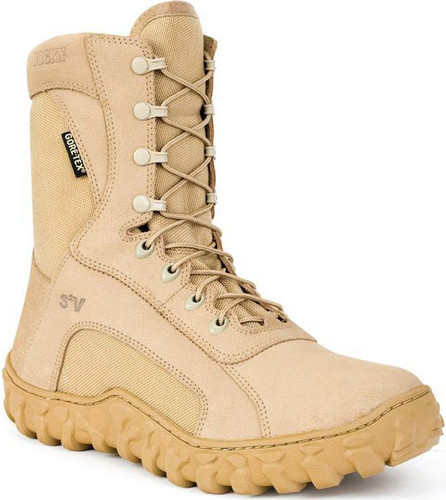 ROCKY S2V GORE-TEX WATERPROOF INSULATED TACTICAL BOOTS