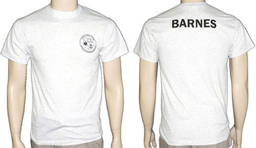 Port Authority DSC ESI Student Physical Training Short Sleeve T-Shirt