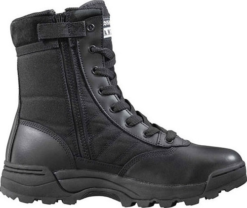 "Original SWAT WOMEN'S Classic 9"" Duty Boot (SIDE ZIP)"