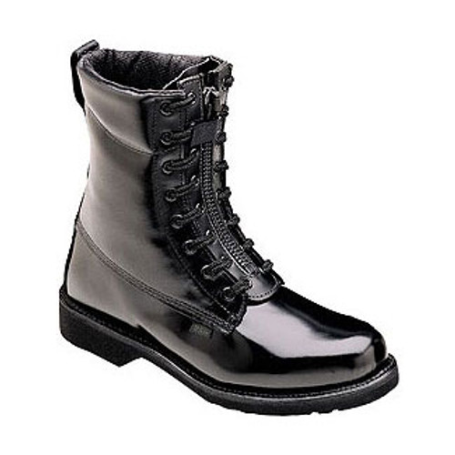 "Thorogood 8"" Front Zip Uniform Boot"