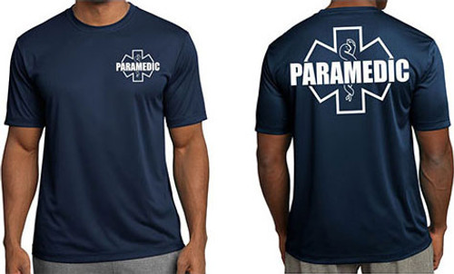Sport-Tek Paramedic Wicking Performance T-Shirt