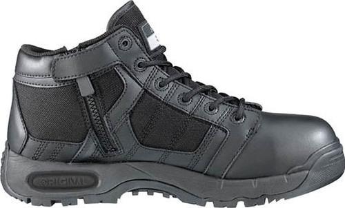 "Original SWAT 5"" Mid NVA Duty Boot (SIDE ZIP)"
