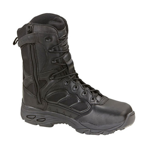 "Thorogood 8"" Athletic Slip Resisting Ultra Light Side-Zip Tactical Boot"