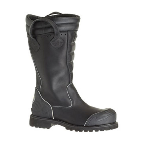 "Thorogood WOMEN's Power HV Leather 14"" Structural Bunker Boot"
