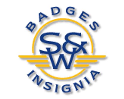 Smith & Warren Custom Badge