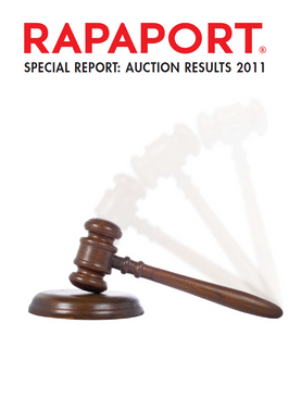 Sothebys and Christies Auction Results 2011