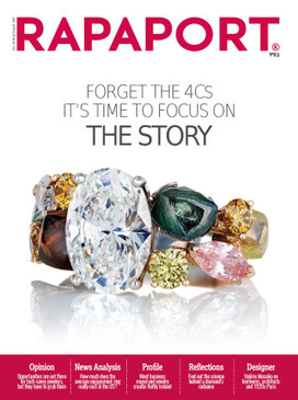 Rapaport Magazine - August 2017