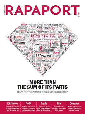Rapaport Magazine - January 2018