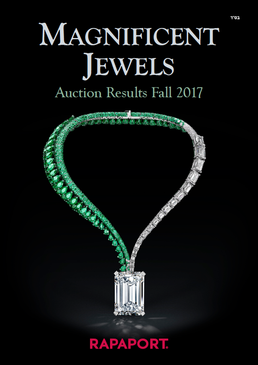 Magnificent Jewels Auction Results - Fall 2017