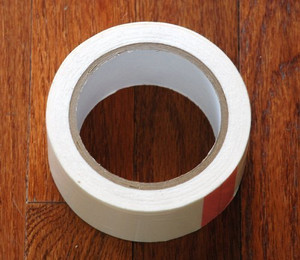 """One Roll of 2"""" Double-Sided Carpet Tape"""