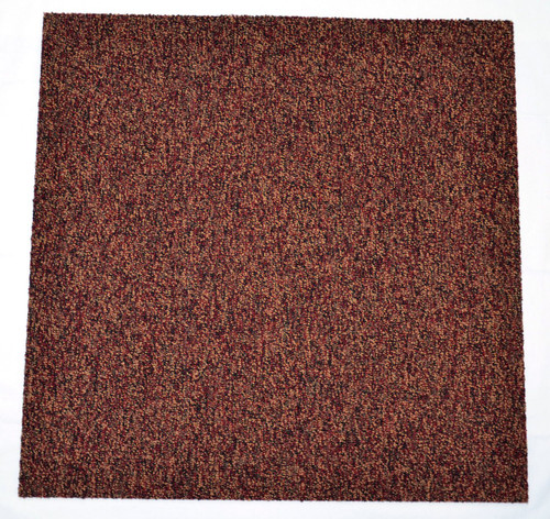 DIY Carpet Tile Squares   Multicolor Tweed
