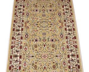 Dean Classic Keshan Gold Custom Length Carpet Rug Runner - Purchase by the Linear Foot