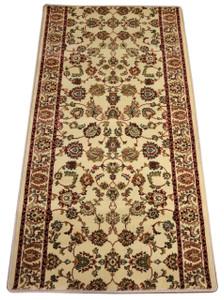 Dean Elegant Keshan Antique Carpet Rug Runner - 31 Inches Wide by 5 Feet Long