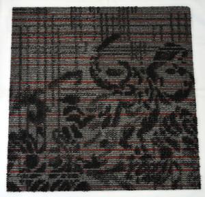 Dean DIY Carpet Tile Squares - Black Pearl - 48 SF Per Box -12 Pieces Per Box