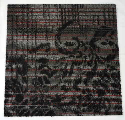 Dean Diy Carpet Tile Squares Black Pearl 48 Sf Per Box