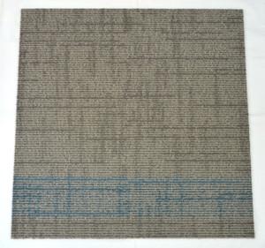 Dean DIY Carpet Tile Squares - Grey Cloude - 48 SF Per Box -12 Pieces Per Box