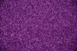 Amethyst Purple Plush 6' x 8' Bound Carpet Area Rug