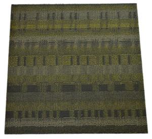 Dean DIY Carpet Tile Squares - Boardroom Green - 48 SF Per Box -12 Pieces Per Box