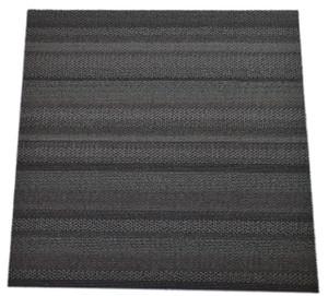 Dean DIY Carpet Tile Squares - Lonesome Dove Gray - 48 SF Per Box -12 Pieces Per Box