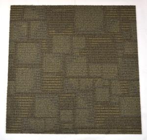 Dean DIY Carpet Tile Squares - Earth Shadow - 48 SF Per Box -12 Pieces Per Box