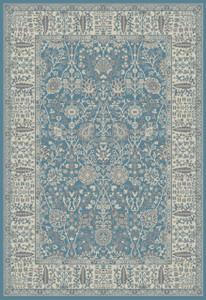"""Dean Stratford Garden Blue Area Rug 5'3"""" x 7'7"""" (5x8)"""
