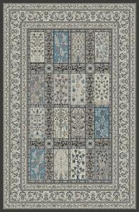 "Dean Eden Gray Traditional Oriental Area Rug 7'10"" x 9'10"" (8x10)"
