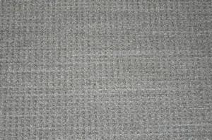 Dean Pet Friendly Natural Boucle Slate Gray Premium Nylon 2' x 3' Bound Carpet Mat/Rug