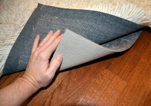 Quality Non-Skid Reversible Area Rug Pad 8' x 10' by Dean Flooring Company