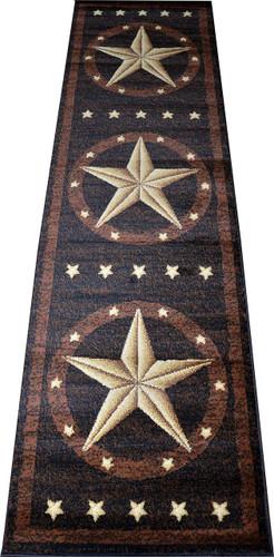Dean Western Star Ranch Carpet Runner Rug 2 3 Quot X 7 7 Quot