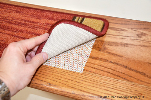 Adhesive And Rug Pads For Securing Rugs Runners And