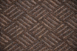 Dean Indoor/Outdoor Contour Brown Patio Deck Boat Entrance Area Rug/Carpet 6'x8'