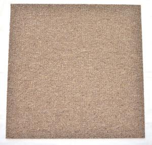 DIY Carpet Tile Squares - Beige Ripple