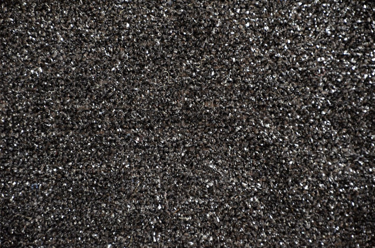 Dean Flooring Company Indoor Outdoor Carpet Black Top