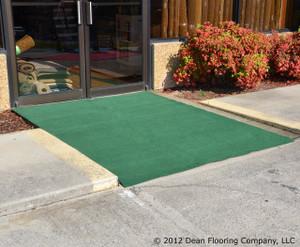 Dean Indoor/Outdoor/Boat/Deck Carpet/Rug - Golf Course Green - 6' x 25'