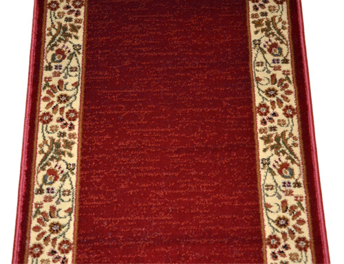 Talas Floral Red Premium Carpet Rug Runner Purchase By