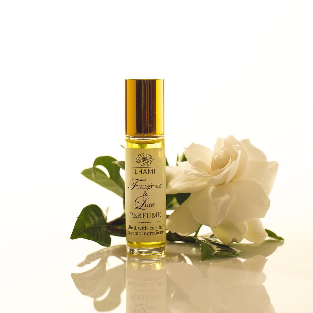 Frangipani Amp Lime Perfume Lhami