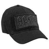 AC/DC Back in Black Ball Cap