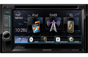 Kenwood (DDX372BT) DVD receiver