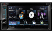 Kenwood (DDX272) DVD receiver