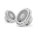 "JL Audio M Series 7.7"" Coaxial White Marine Speakers - M770-CCX-CG-WH"