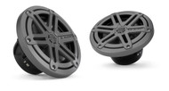 "JL Audio M Series 6.5"" Coaxial Black Marine Speakers - MX650-CCX-SG-TB"