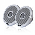 Fusion MS-FR4021 Marine 2-Way Full Range Speakers, 120W, Pair