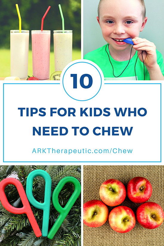10 tips for kids who need to chew an oral sensory diet for Oral motor exercises for adults