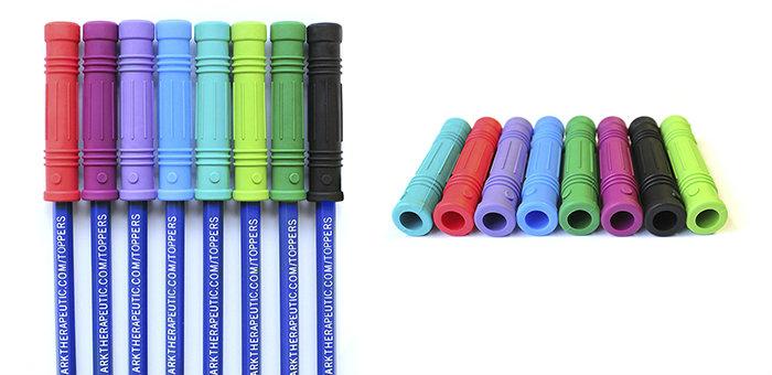 Autism Sensory Chews - ARK's Bite Saber™ Pencil Topper