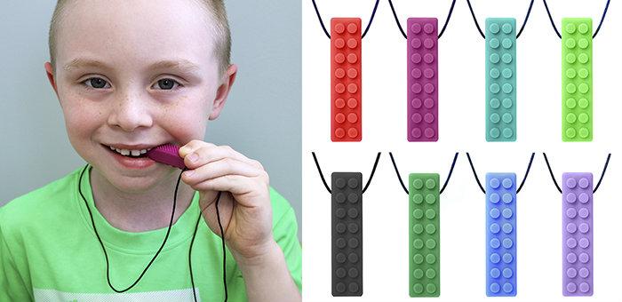 Autism Sensory Chews - ARK's Brick Stick (textured)