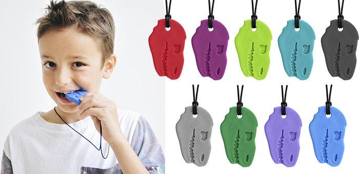 Autism Sensory Chews - ARK's Dino-Bite™