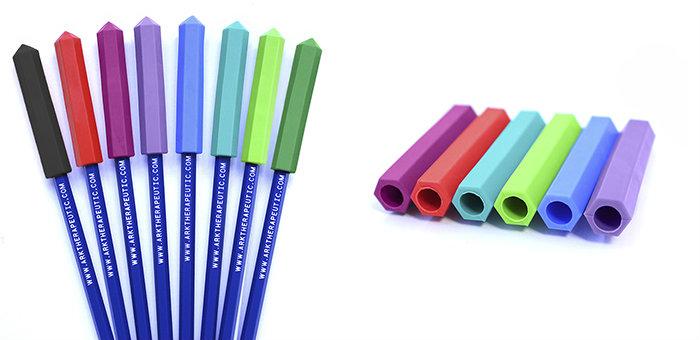 Autism Sensory Chews - ARK's Krypto-Bite™ Pencil Topper
